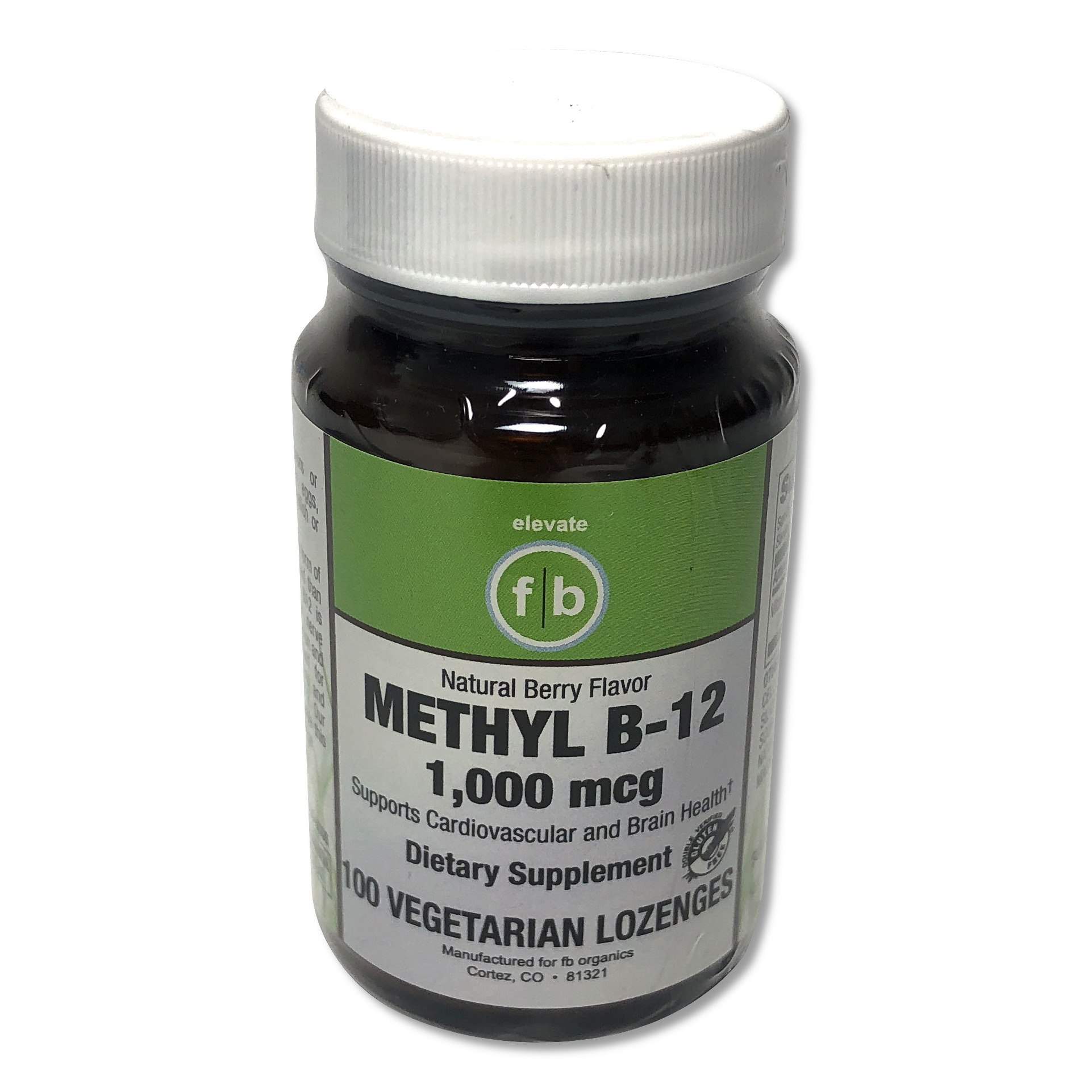 Methyl B-12 1,000 mcg-1