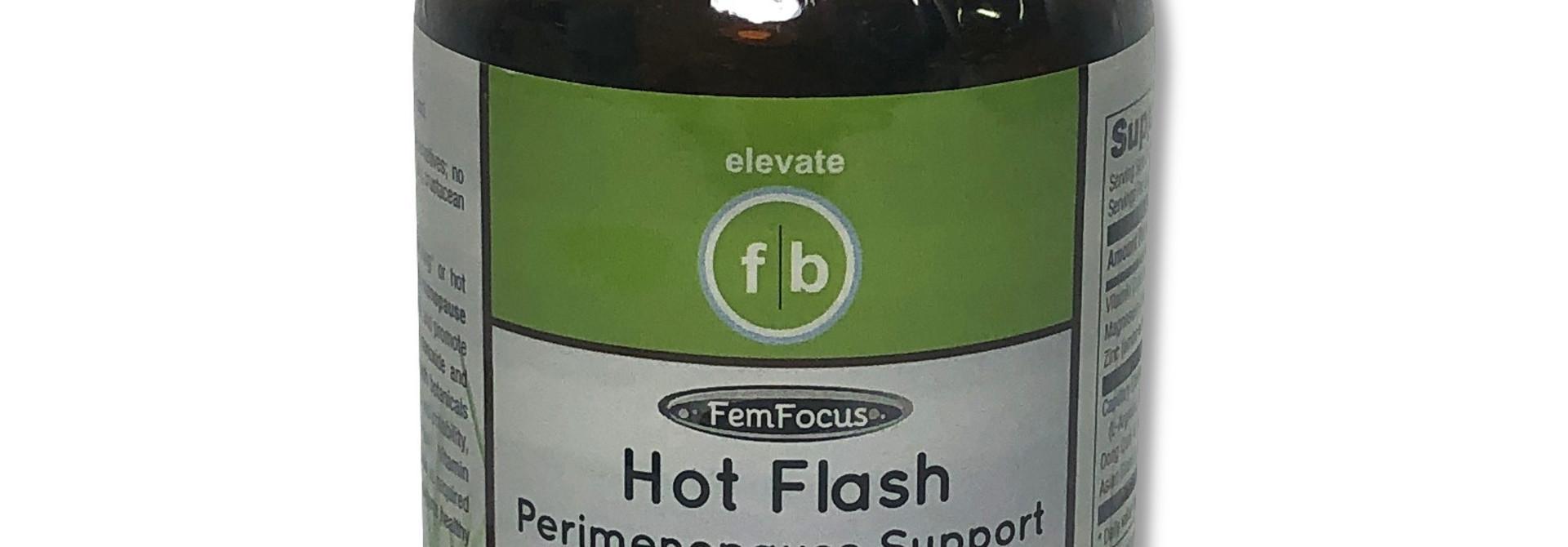 Hot Flash Perimenopause Support