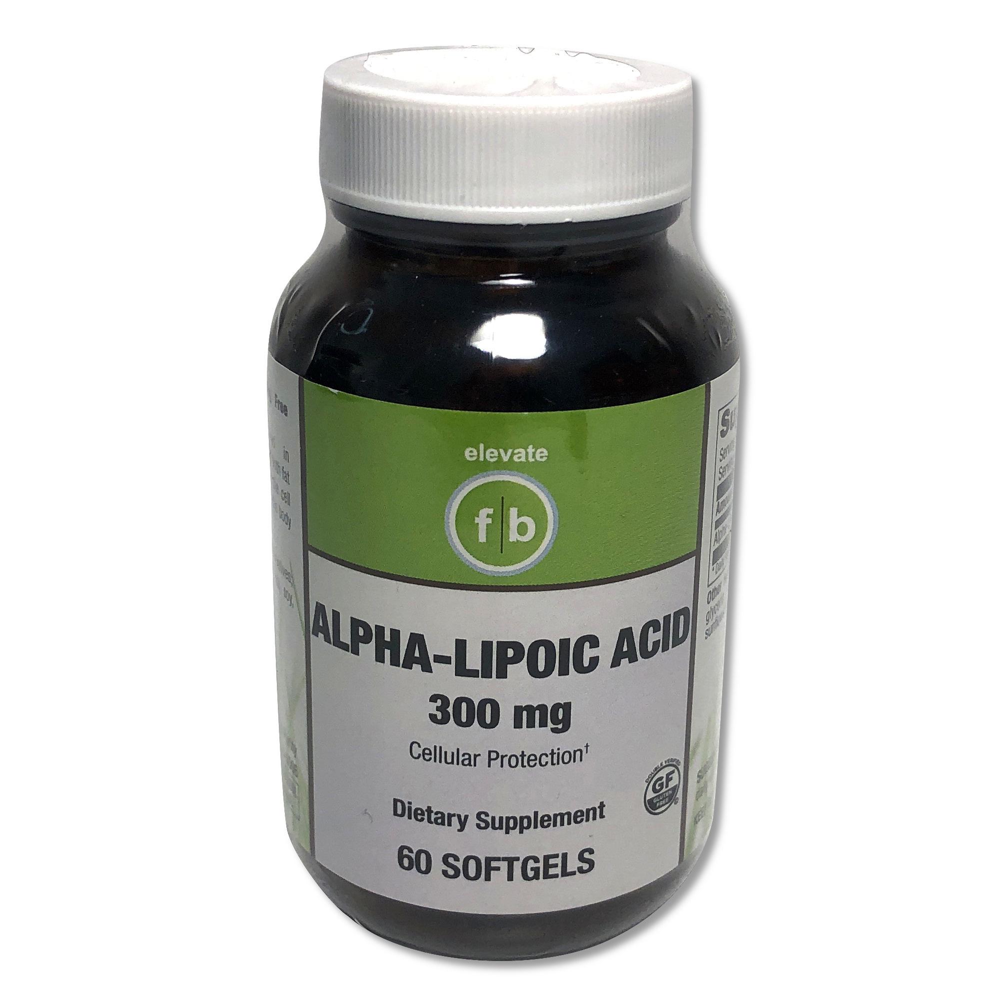 Alpha-Lipoic Acid 300mg-1