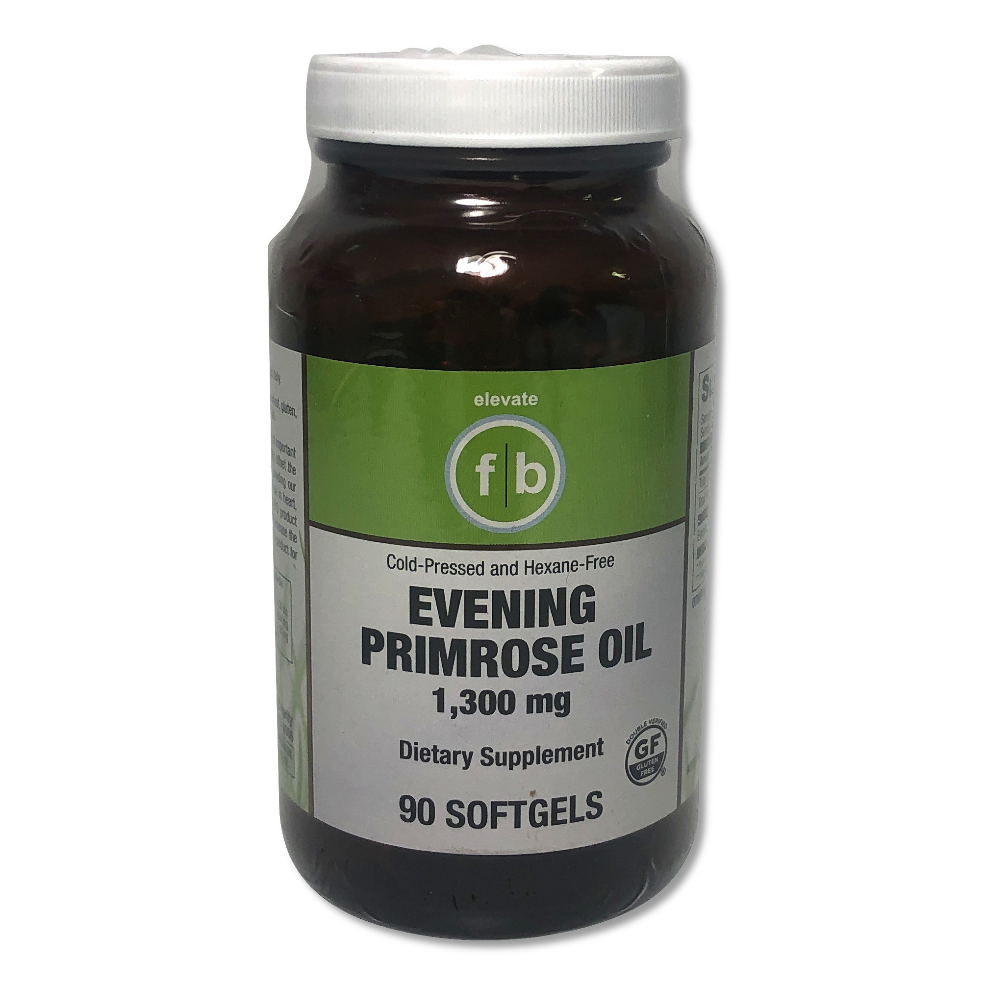 Evening Primrose Oil 1,300mg-1