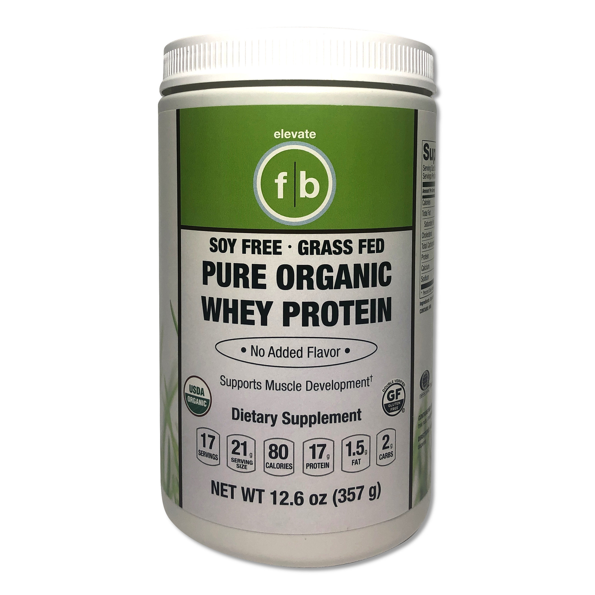Organic Whey Protein-1