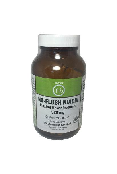 No Flush Niacin 525mg