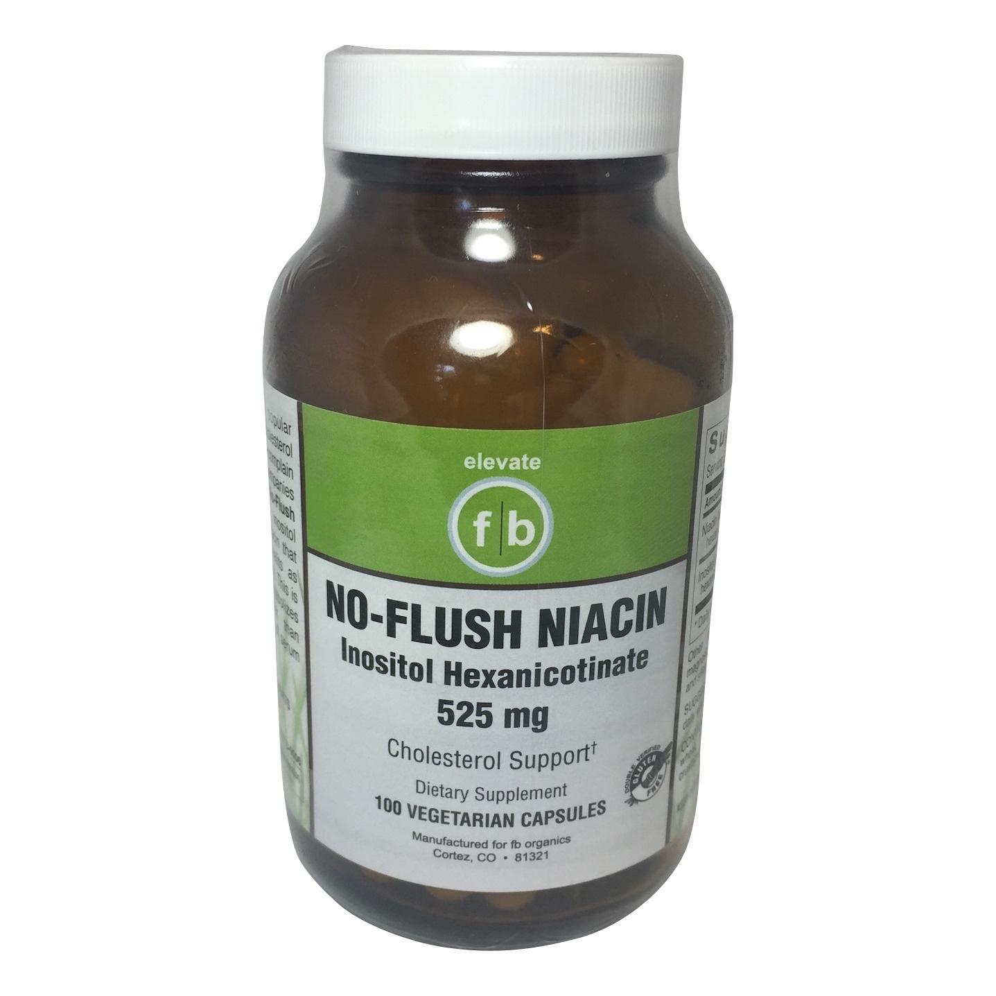 No Flush Niacin 525mg-1