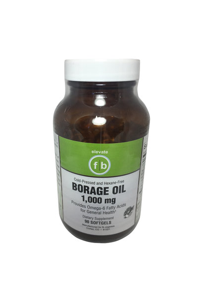 Borage Oil 1,000mg