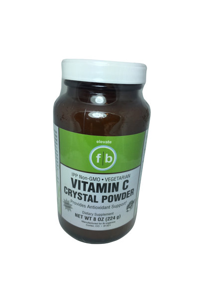 Vitamin  C Crystal Powder