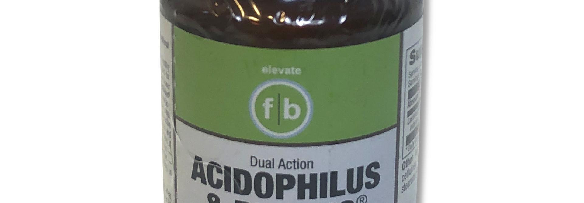 Acidophilus & Bifidus