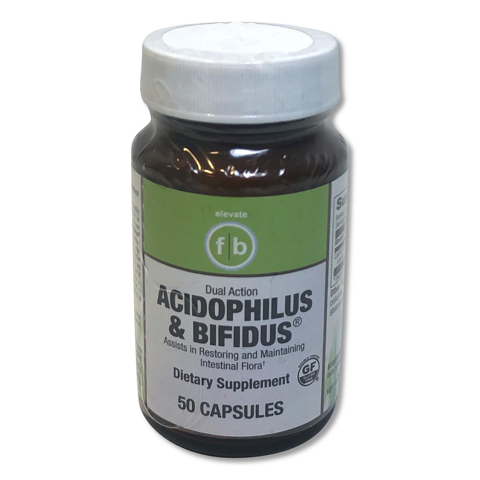 Acidophilus & Bifidus-1