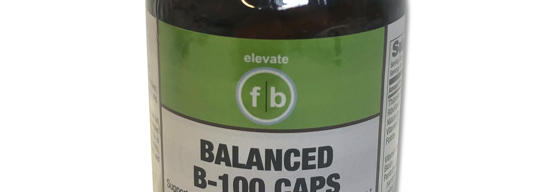 Balanced B-100 Caps
