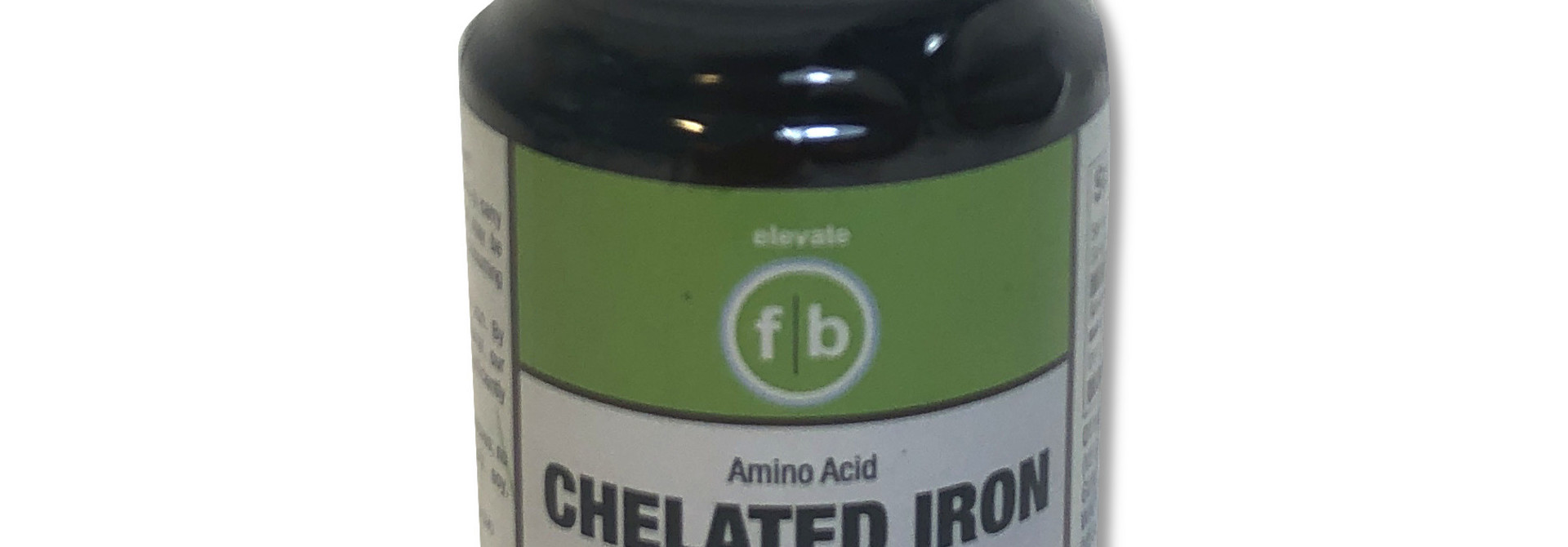 Chelated Iron 29mg