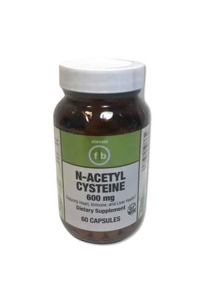 N-Acetyl Cysteine 600mg