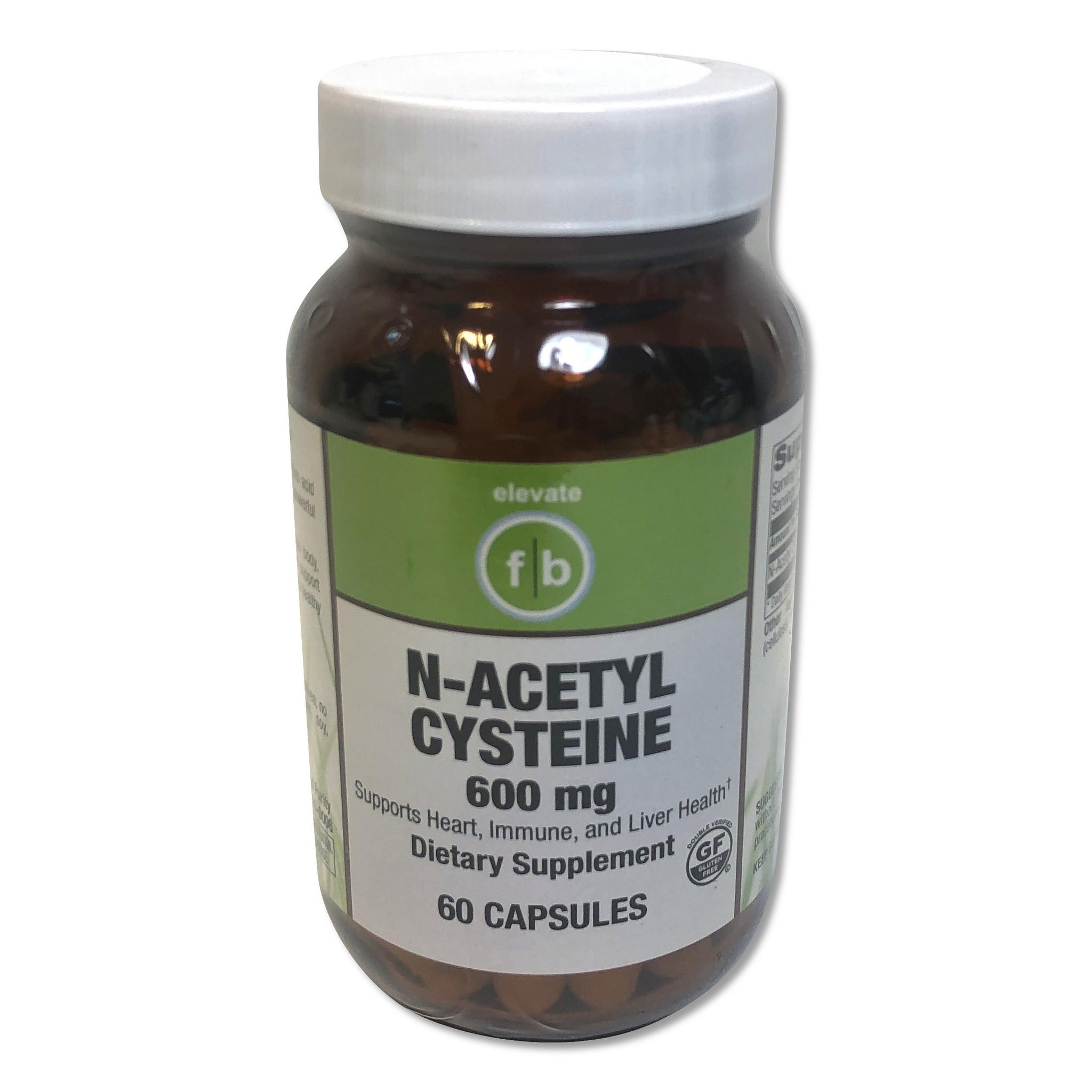 N-Acetyl Cysteine 600mg-1