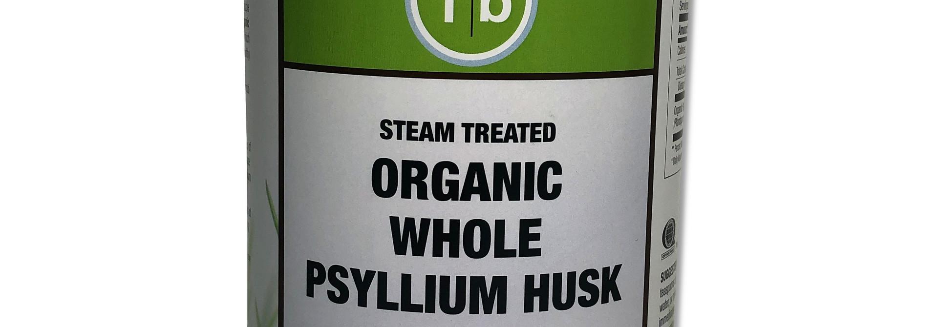 Organic Psyllium Husk