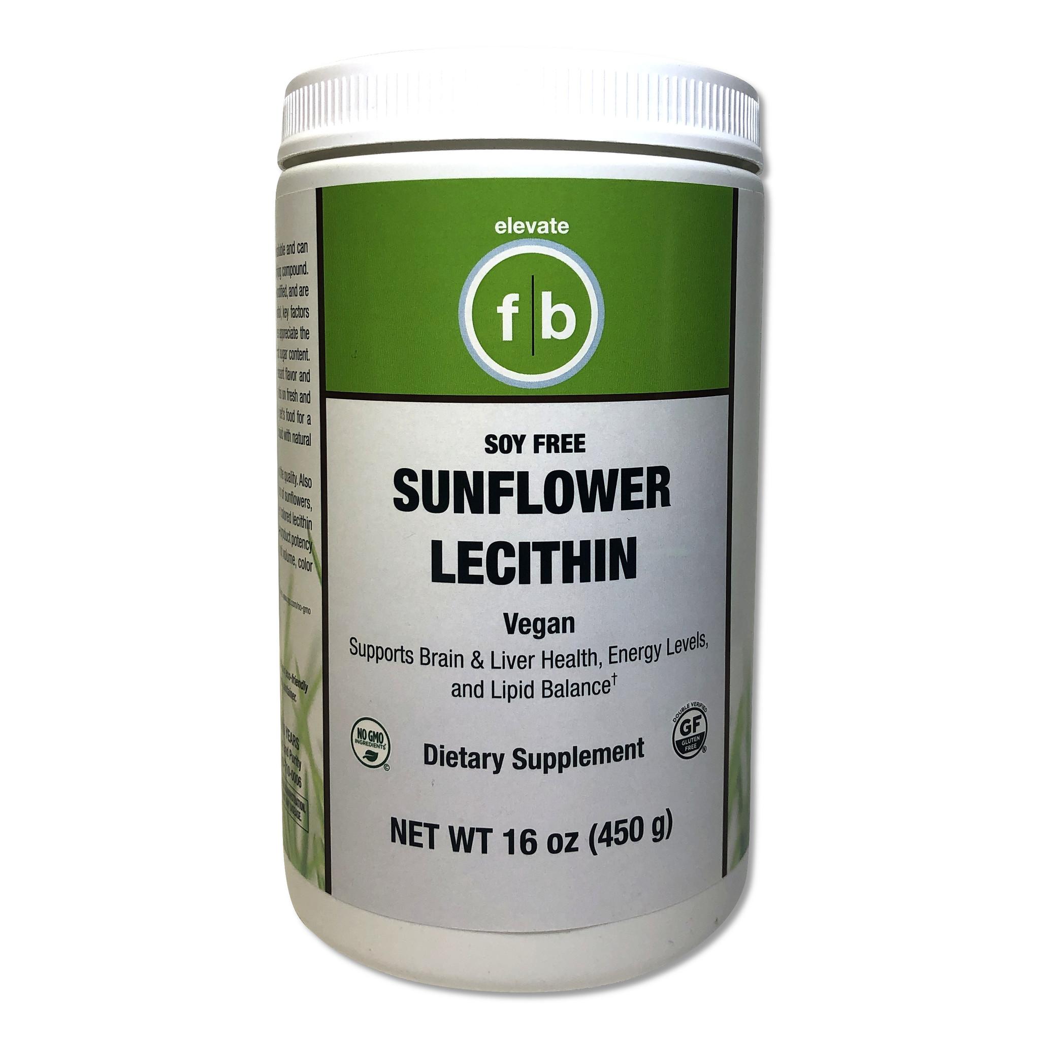 Sunflower Lechithin Granules-1