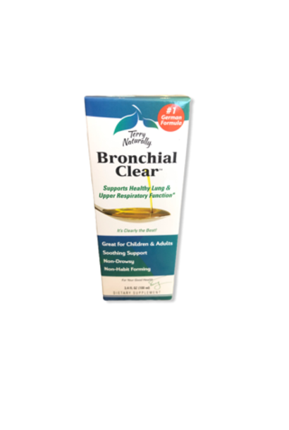 BRONCHIAL CLEAR LIQUID