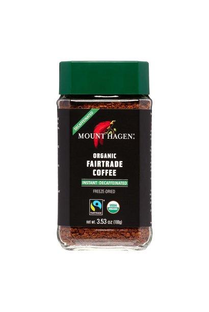 MOUNT HAGEN INSTANT DECAF COFFEE 3.53oz