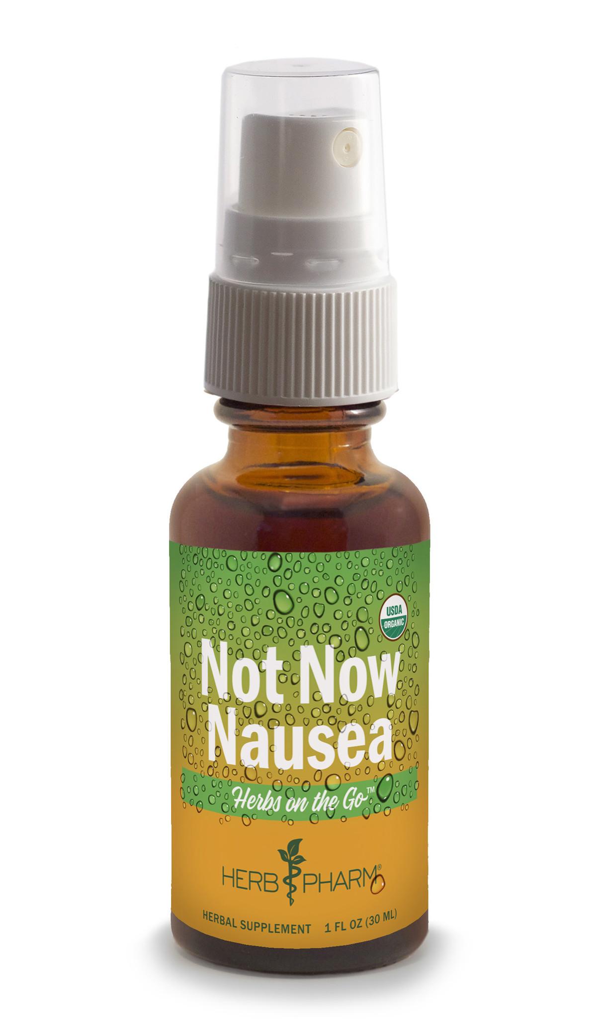 NOT NOW NAUSEA-1