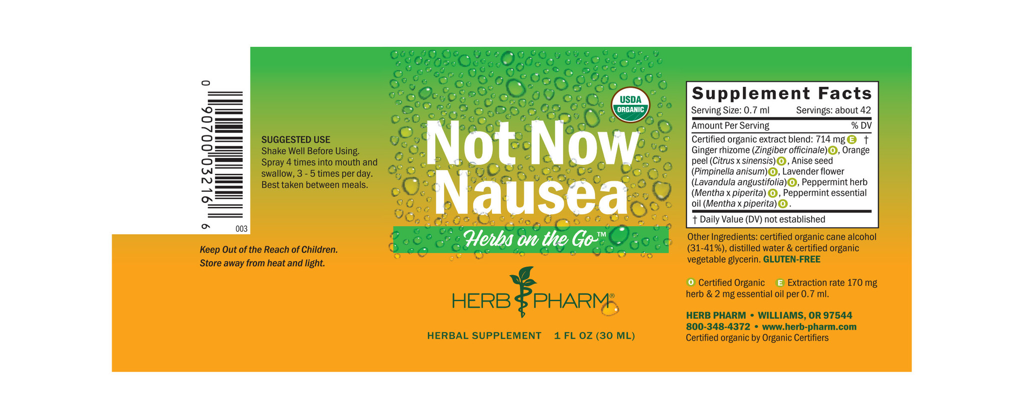NOT NOW NAUSEA-2