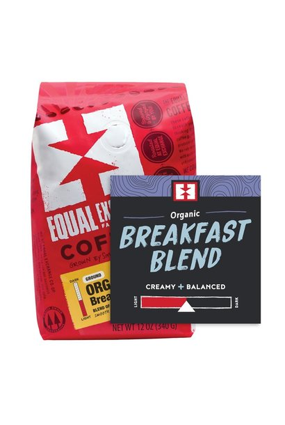 BREAKFAST BLEND GROUND