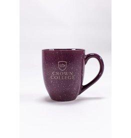 LXG Purple Speckled Mug