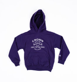 Youth Purple Hood