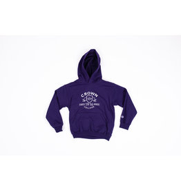 Champion Youth Purple Hood