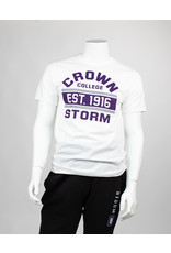 White Crown Storm Tee