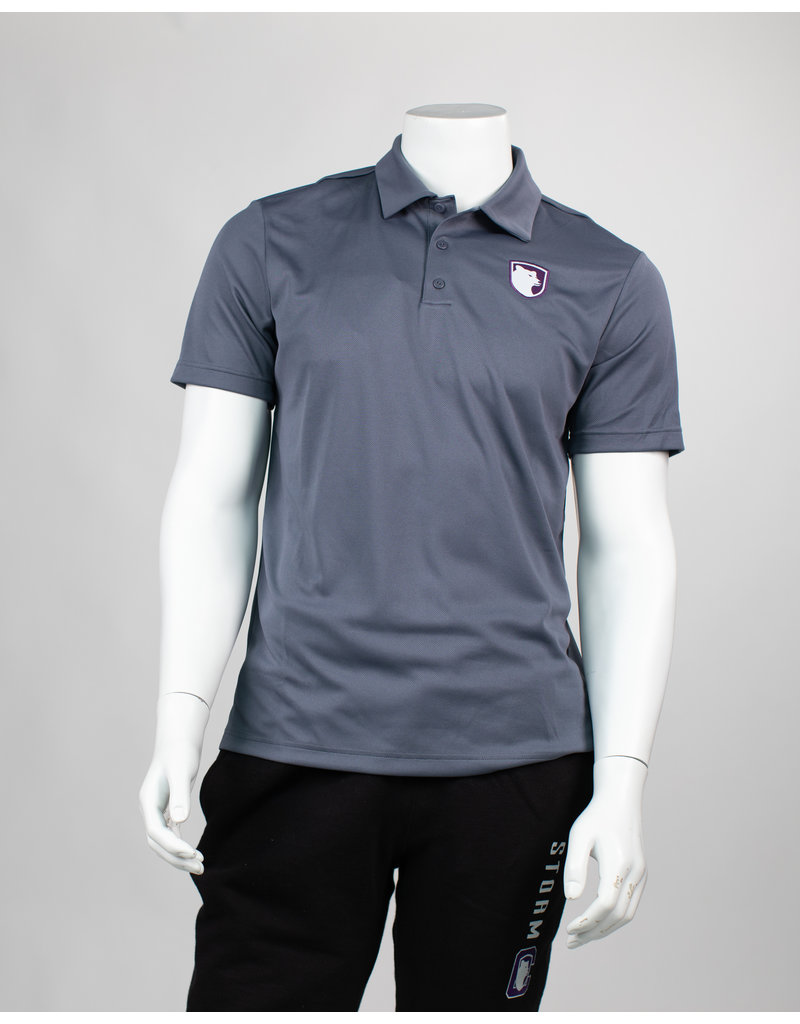 Adidas PB Polo Grey