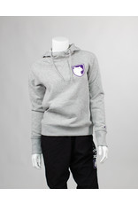 Womens Grey PB Hood