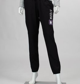 Women's Black Stretch Fit Pants