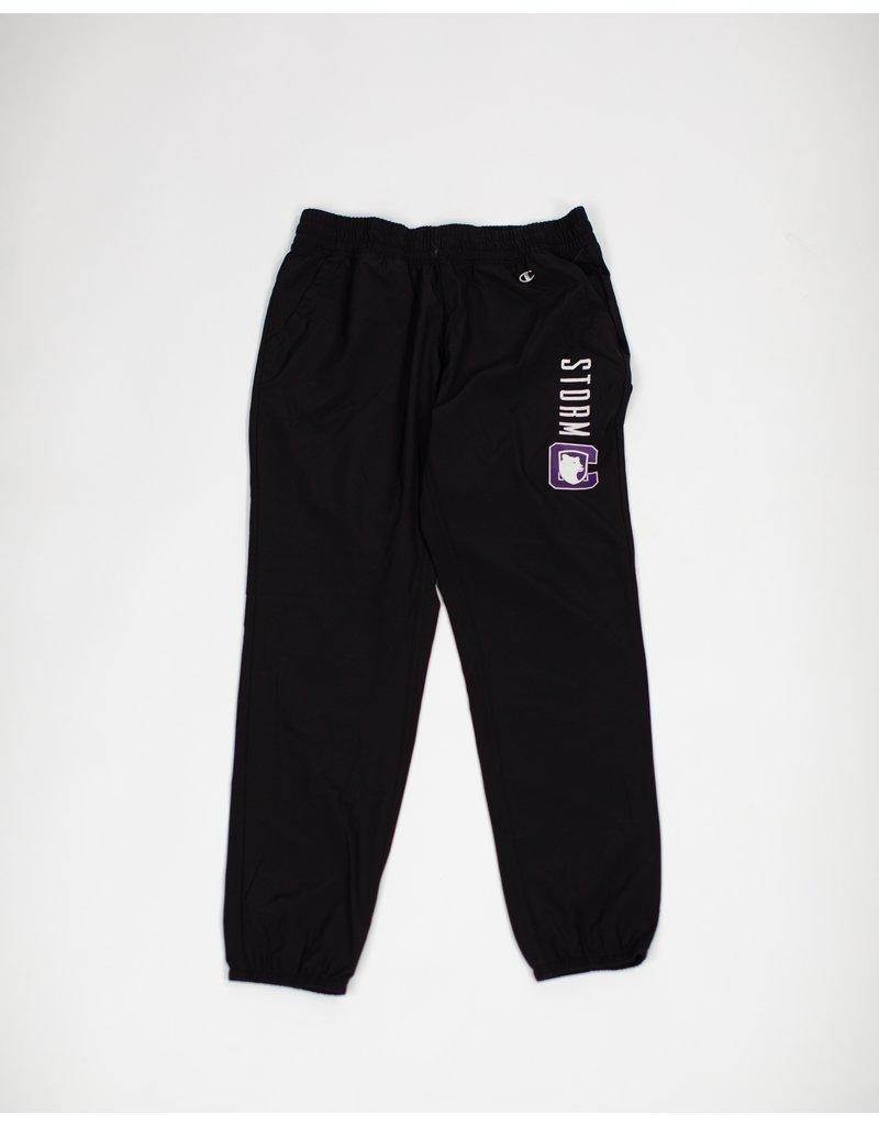 Women's Black Stretch Fit Pants