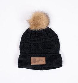 Patch Hat Black