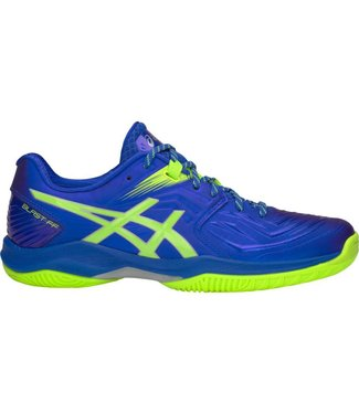 Asics Gel-Blast FF Men's Indoor Court (Blue/Green)