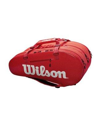 Wilson Wilson Super Tour 3 Comp Racket Bag