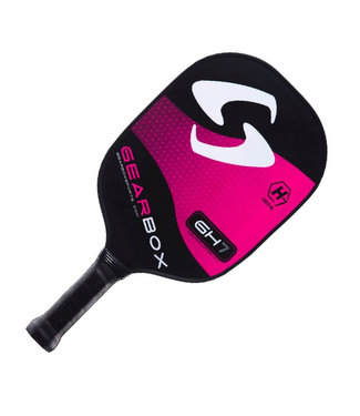 Gearbox Gearbox GH7 Pickleball Paddle- Magenta