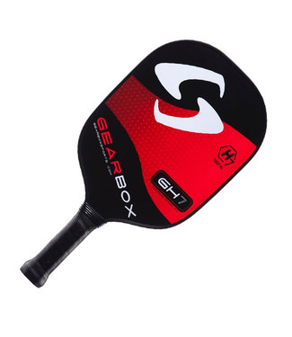 Gearbox Gearbox GH7 Pickleball Paddle- Red