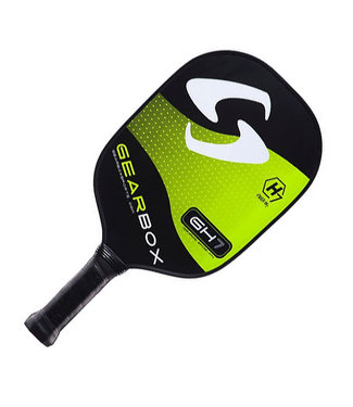 Gearbox Gearbox GH7 Pickleball Paddle- Yellow