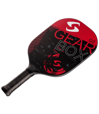 Gearbox Gearbox G2 Pickleball Paddle- Red