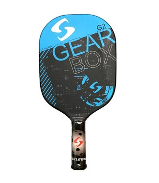 Gearbox Gearbox G2 Pickleball Paddle- Blue