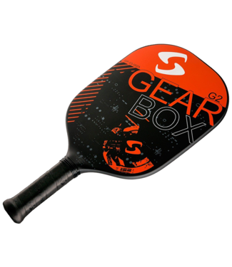 Gearbox Gearbox G2 Pickleball Paddle- Orange