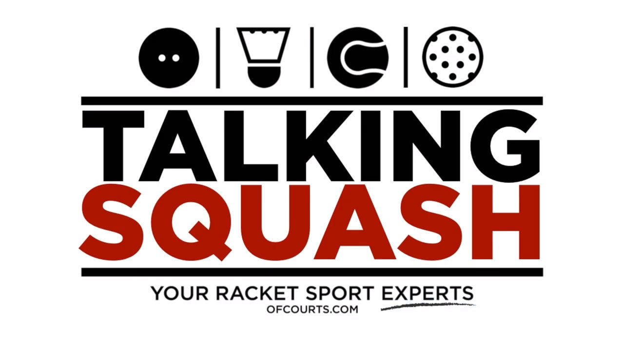 Talking Squash Logo