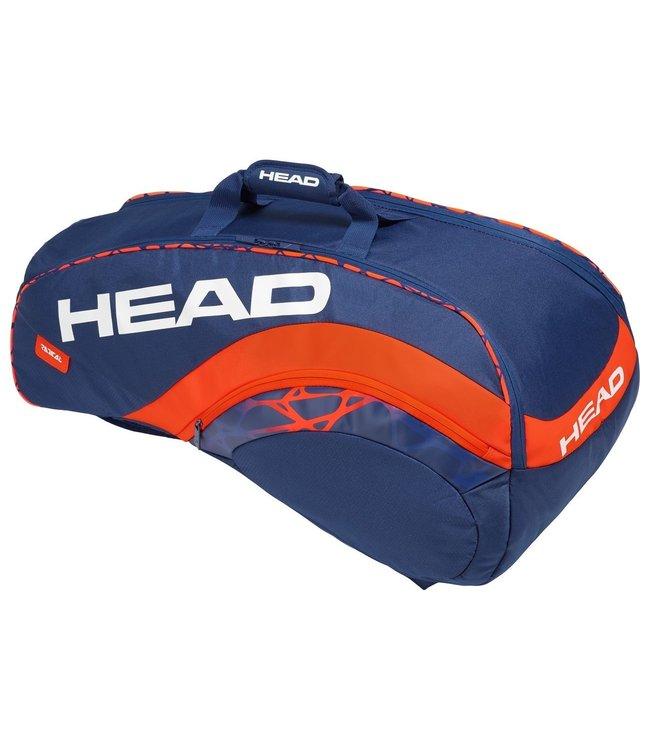 Head Head Radical 9R Supercombi Racket Bag