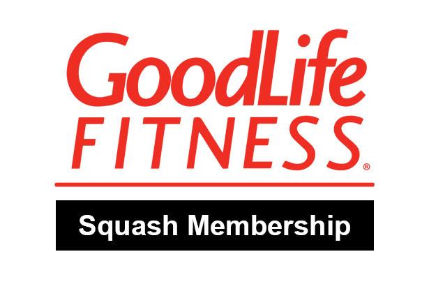 Goodlife Squash Memberships