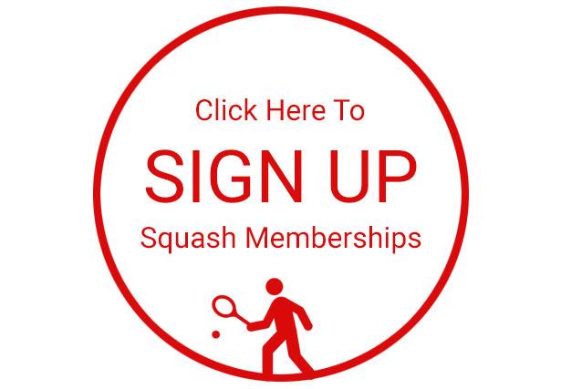 Goodlife Squash Sign Up