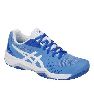Asics Gel-Challenger 12 (Blue/White) Women's Tennis Shoe
