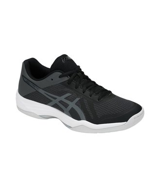 Asics Gel-Tactic 2 (Grey/Black) Men's Indoor Shoe