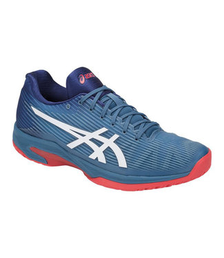 Asics AS Sol. Speed FF (Azure/White) Men's Tennis Shoe