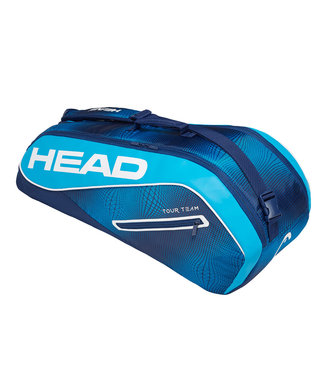 Head Tour Team 6R Combi (Navy/Blue) Racket Bag