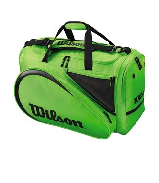 Wilson All Gear (Green/Black) Bag