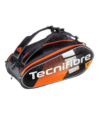Tecnifibre Air Endurance 12R (Black/Orange) Racket Bag