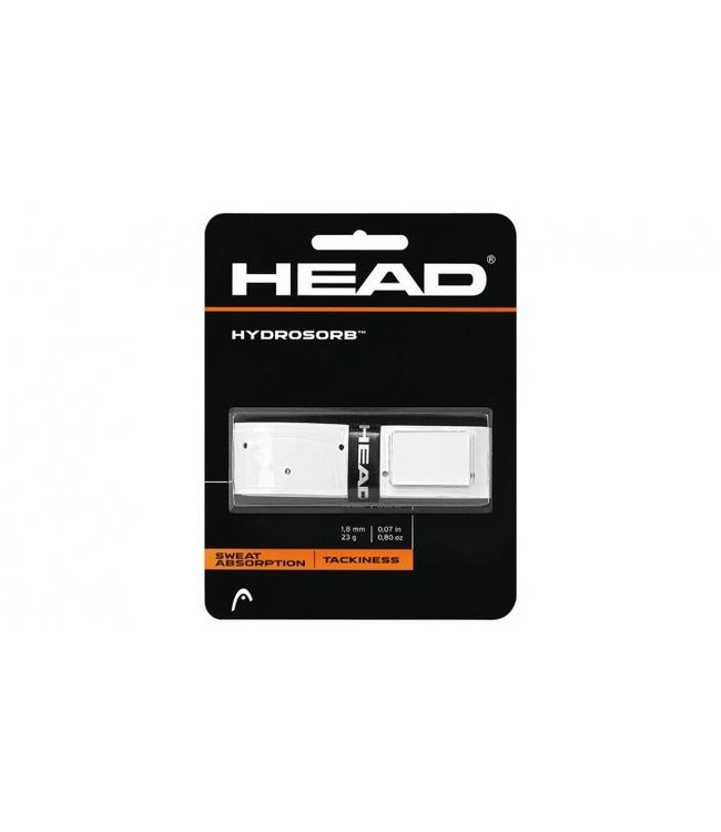 Head Hydrosorb White Replacement Grip